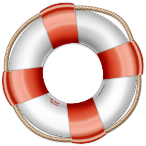 Life Saver Icon | Lifesaver Iconset | Graphicpeel