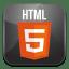 Html-5 icon