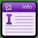 Microsoft Info icon