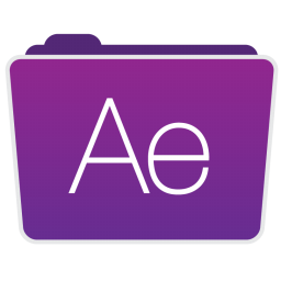 After Effects Folder icon