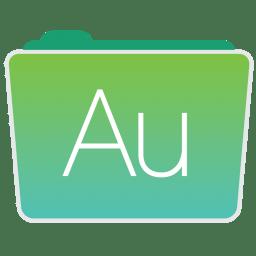 Audition Folder icon