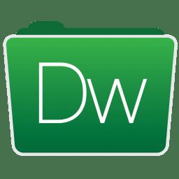 Dreamweaver Folder icon