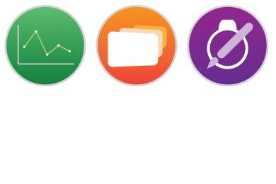 iWork Style 2 Icons