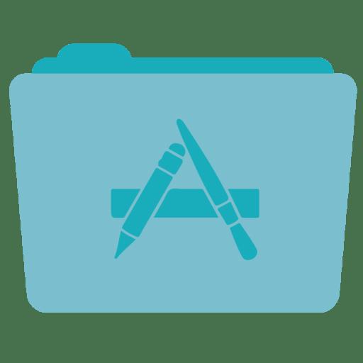Folder-Applications icon