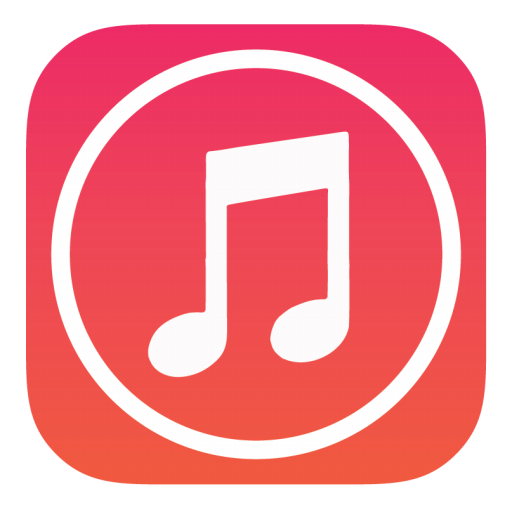 iTunes Icon | Stock Style 3 Iconset | Hamza Saleem