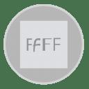 Font Book icon