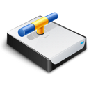 Network Drive connected icon