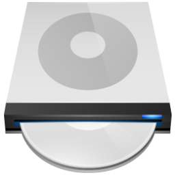 Dvd Drive Icon Simple Iconset Harwen