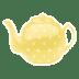 Tea-pot icon