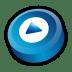 Windows-Media-Player-Alternate icon