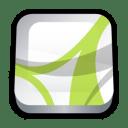 Adobe Acrobat 3D icon