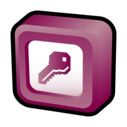 Microsoft Office Access Icon 3d Cartoon Iconset Hopstarter