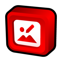 Microsoft Office Picture Manager Icon 3d Cartoon Iconset Hopstarter