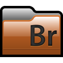 Folder Adobe Bridge 01 icon