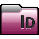 Folder Adobe In Design 01 icon