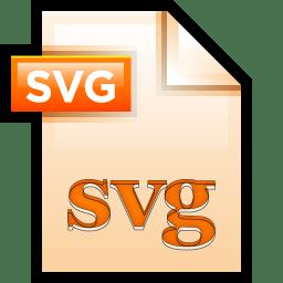 File Adobe Illustrator SVG 01 icon