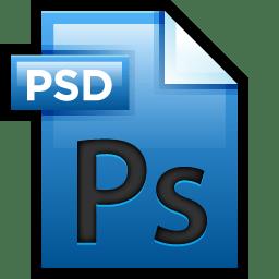 File Adobe Photoshop 01 icon