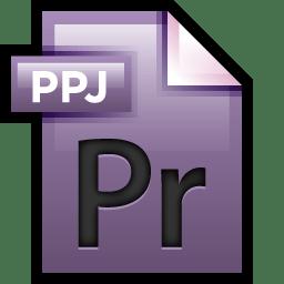 File Adobe Premiere 01 icon