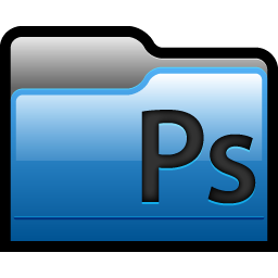 Folder Adobe Photoshop 01 icon