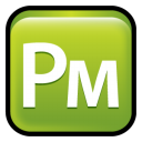 Adobe PageMaker CS3 icon