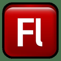 Adobe Flash CS3 icon