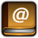 Address Book Mac icon