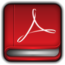 Adobe-PDF-Reader-Book icon