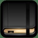 Moleskine Blank Book icon