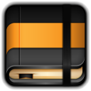 Moleskine Orange Book icon