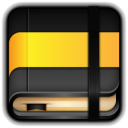 Moleskine Yellow Book icon