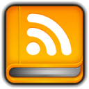 RSS Reader Book icon