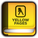 Yellow Pages Book icon
