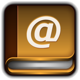 Address Book Mac icon