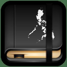 Moleskine My Pilipinas Book icon