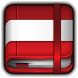 Moleskine Red Book icon