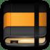 Moleskine-Orange-Book icon