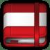 Moleskine-Red-Book icon