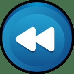 Button Rewind icon