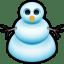Snow Man icon