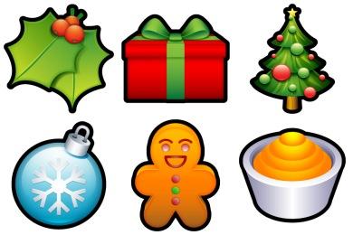 Christmas XP Icons