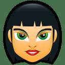 Female Face FC 4 icon
