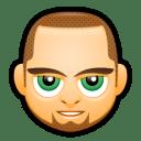 Male-Face-C3 icon