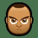 Male Face J4 icon