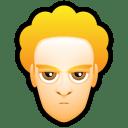 Male Face L1 icon