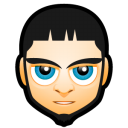 Male-Face-M2 icon