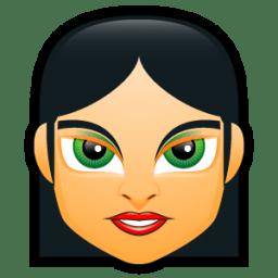 Female Face FC 2 icon