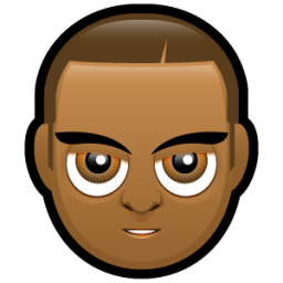Male Face G5 icon