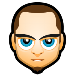 Male Face M5 icon