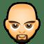 Male Face E5 icon