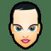 Female-Face-FH-1-slim icon